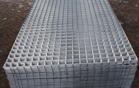 China Electro Galvanized Welded Wire Mesh Panels for Floor - China ...