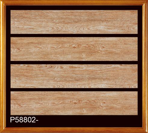 China Wood Pattern Ceramic Tiles, Wood Tiles, Wooden Tiles