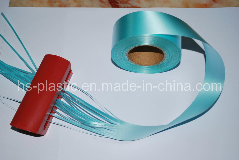 china ribbon shredder with metal teeth gift wrapping ribbon
