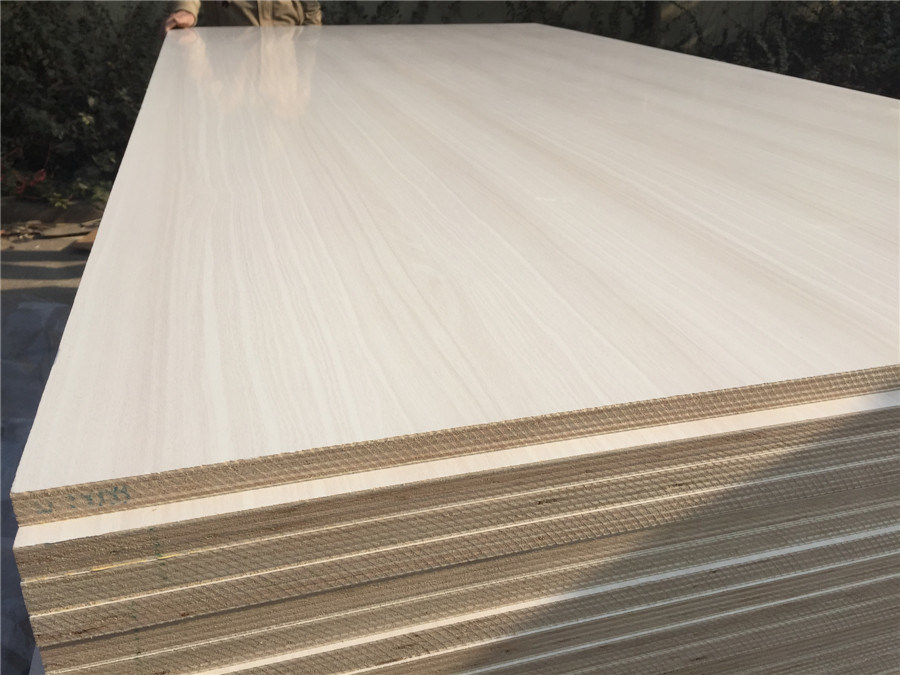 Decoration Grade 15mm Melamine Plywood