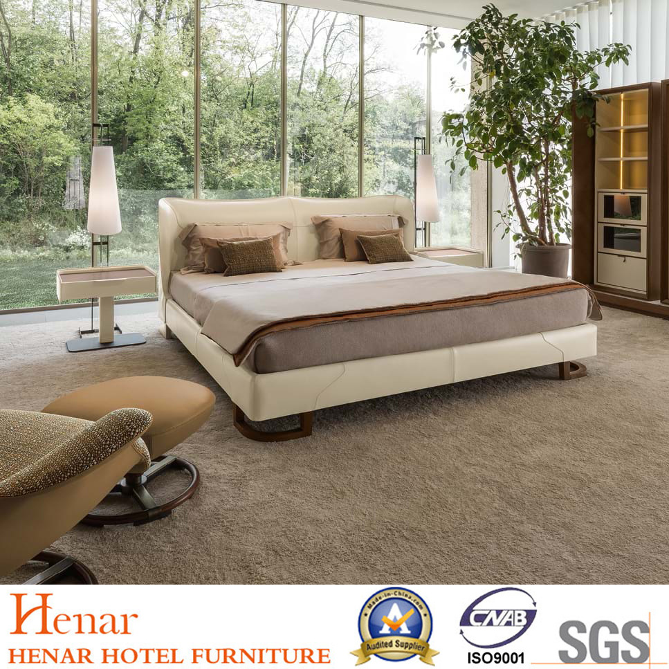 China 2019 Modern Luxury Hotel Furniture with Wooden Bedroom Set ...