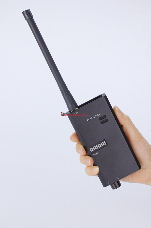 Wireless Video and Audio Signal Detector