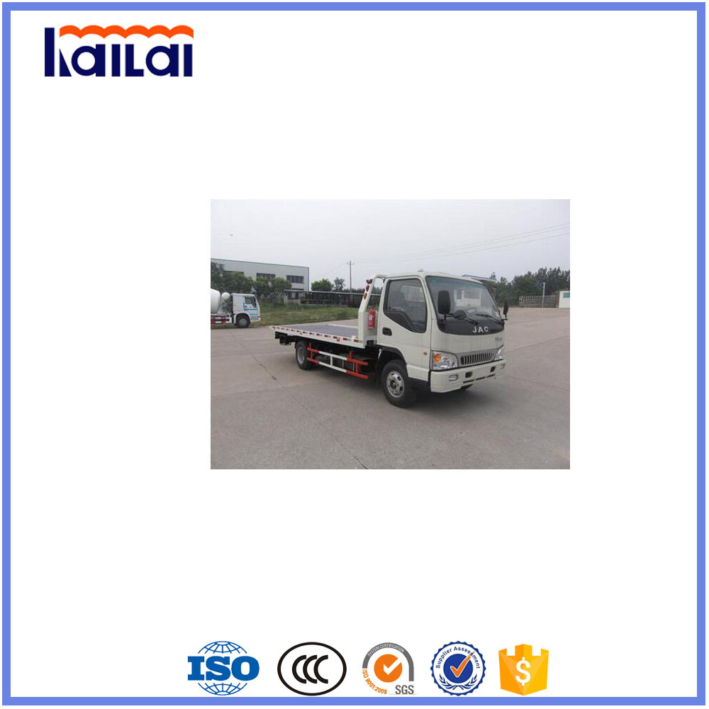 Isuzu 5 Ton Flatbed Towing Tractor for Sale pictures & photos