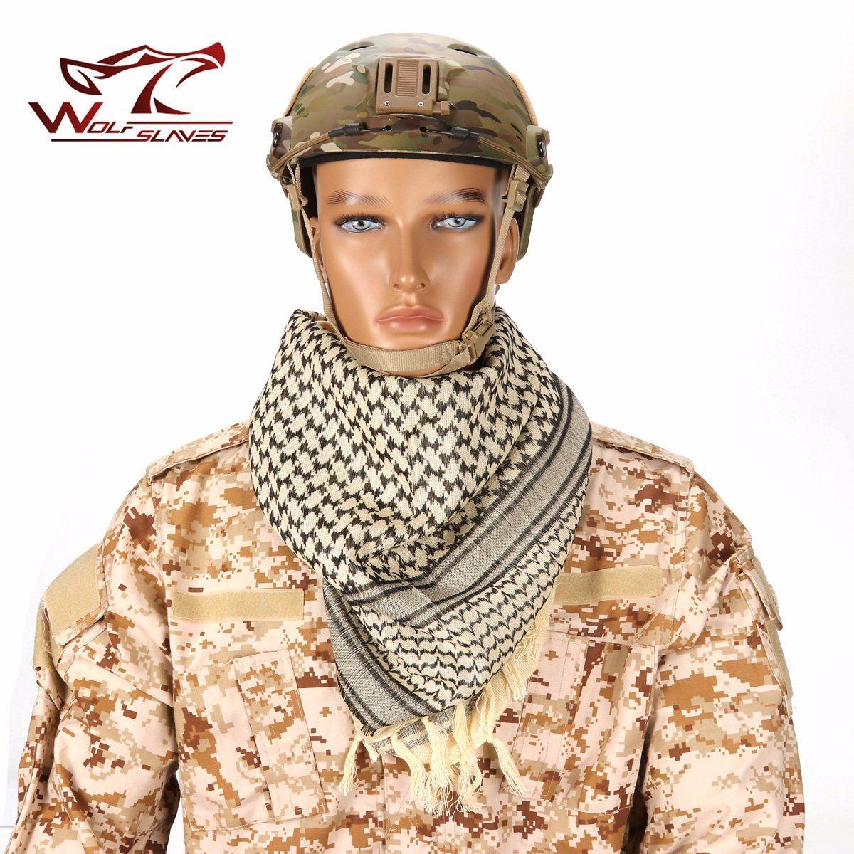 China Us Army Arab Sas Shemagh Scarf Tactical Scarf Airsoft Scarf ... 34d98a669da