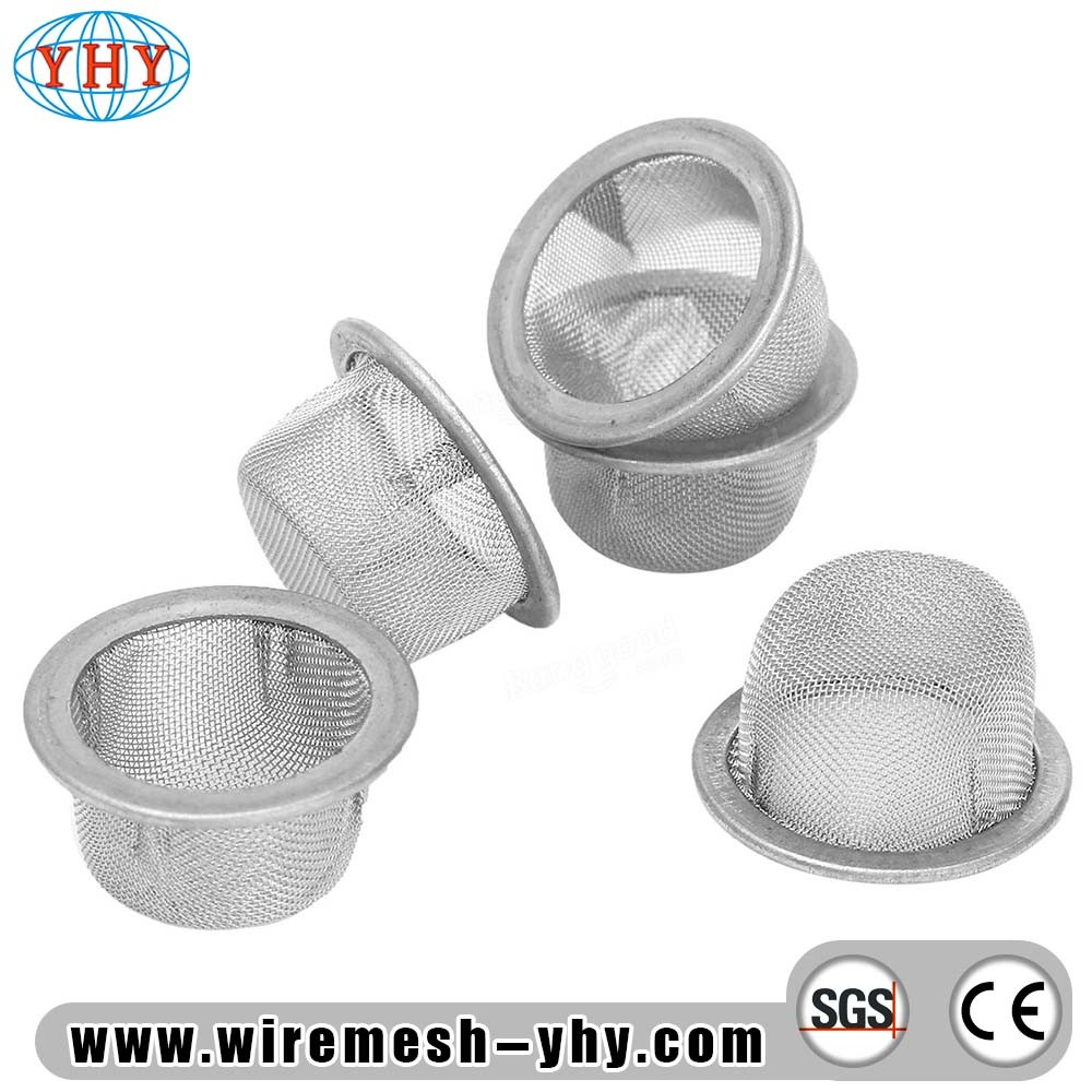 China Aluminum Round Air Filter Wire Mesh Photos & Pictures - Made ...