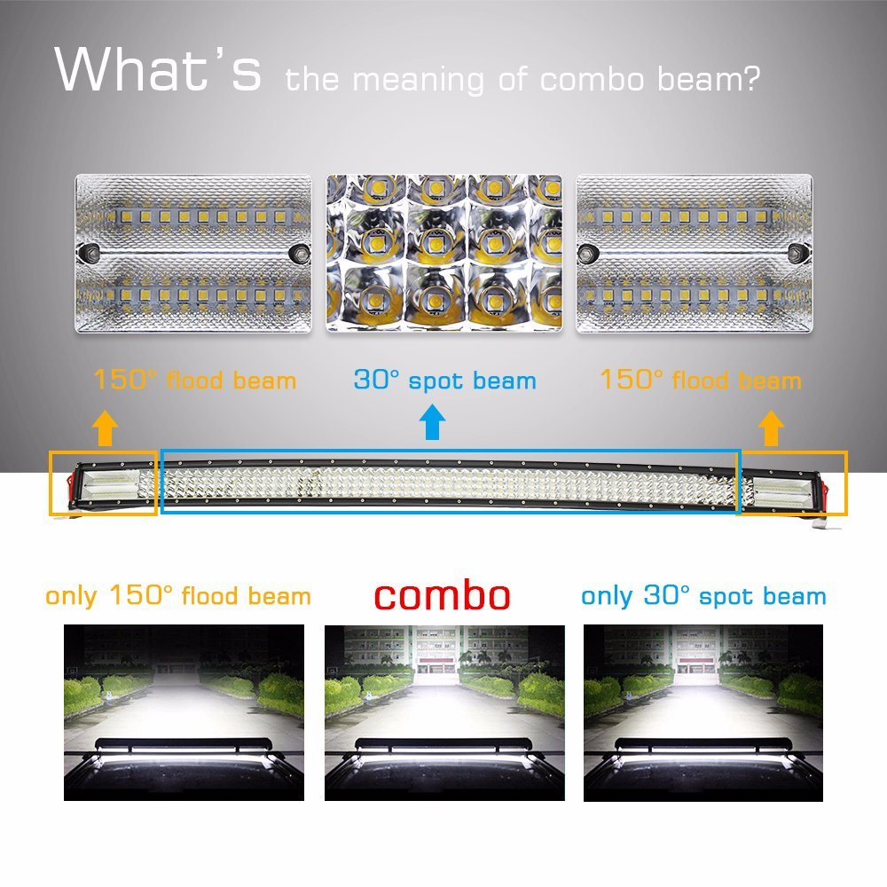 China waterproof 22 50inch bent curved cree led off road 4x4 light waterproof 22 50inch bent curved cree led off road 4x4 light bar mozeypictures