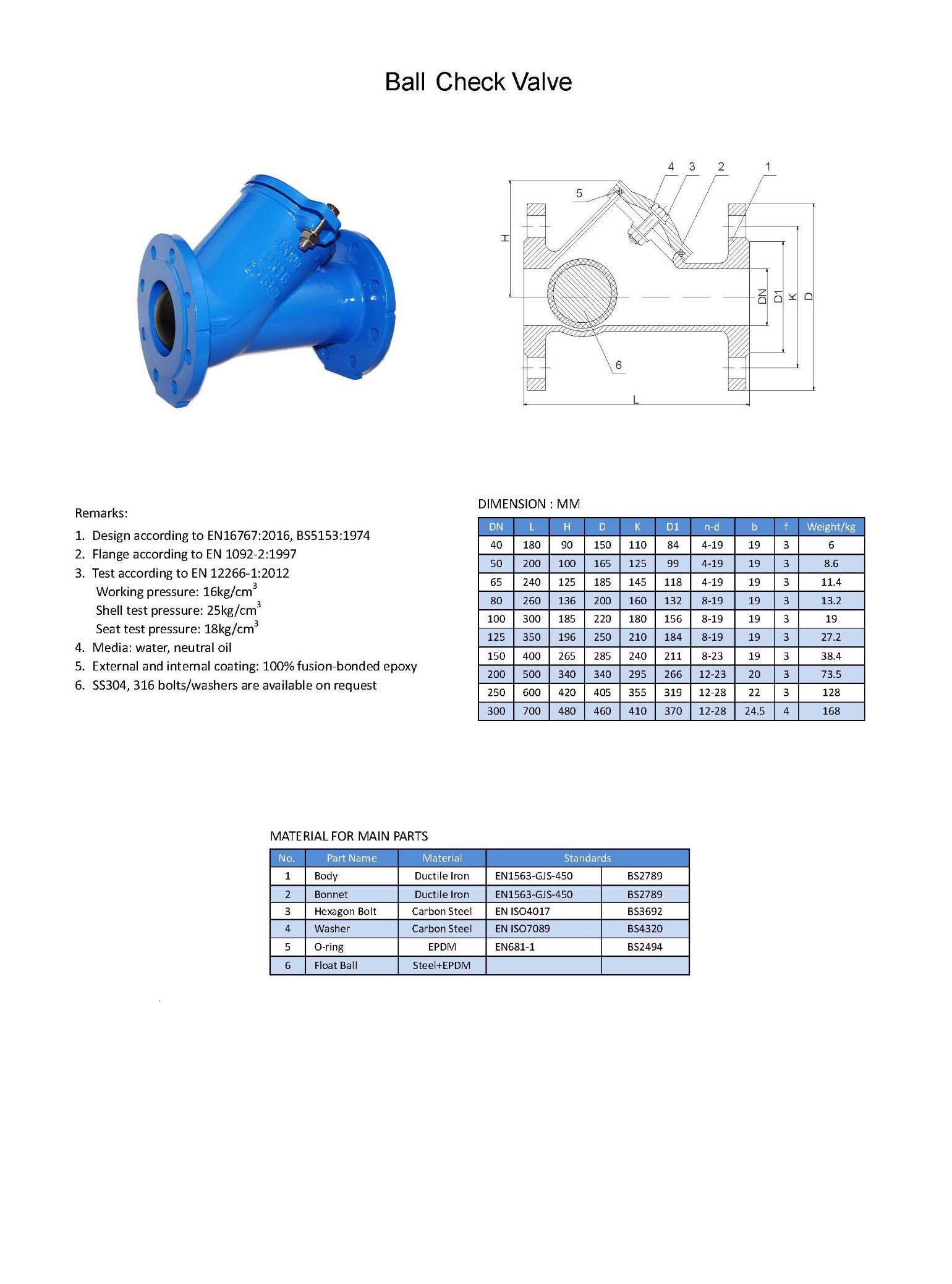 universal coupling swing check valve flange adaptor made in china