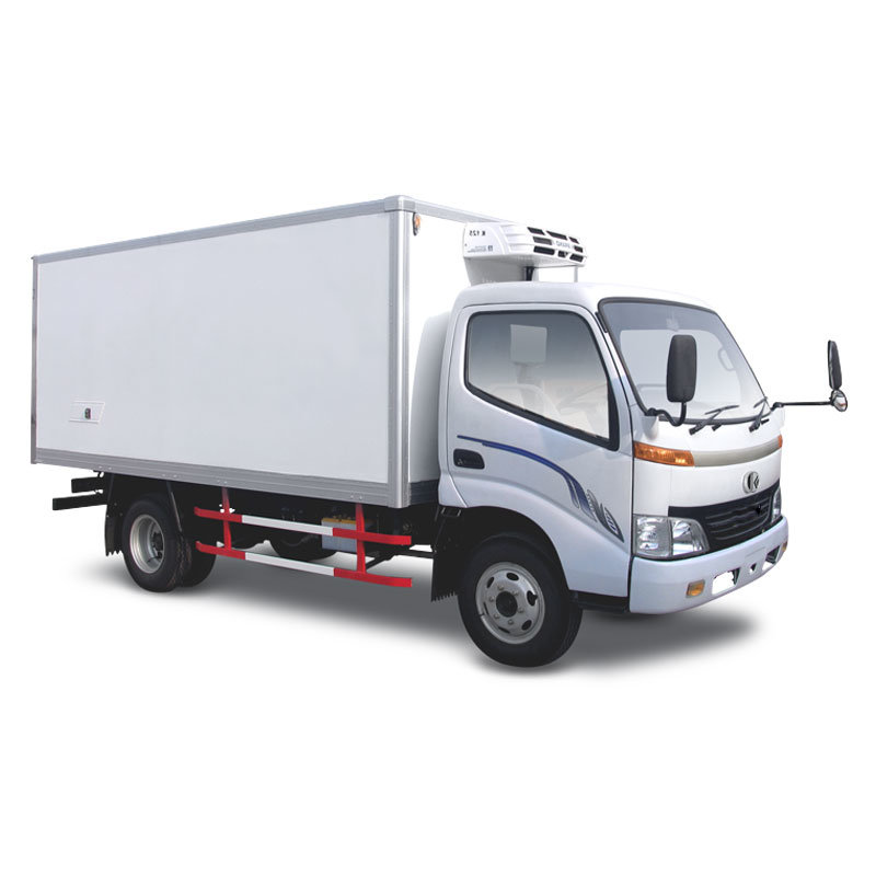 china kingstar pallas s1 2 5 ton freezer truck refrigerated truck photos pictures made in. Black Bedroom Furniture Sets. Home Design Ideas