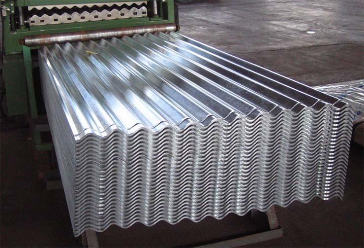 China Corrugated Iron Sheet China Corrugated Steel
