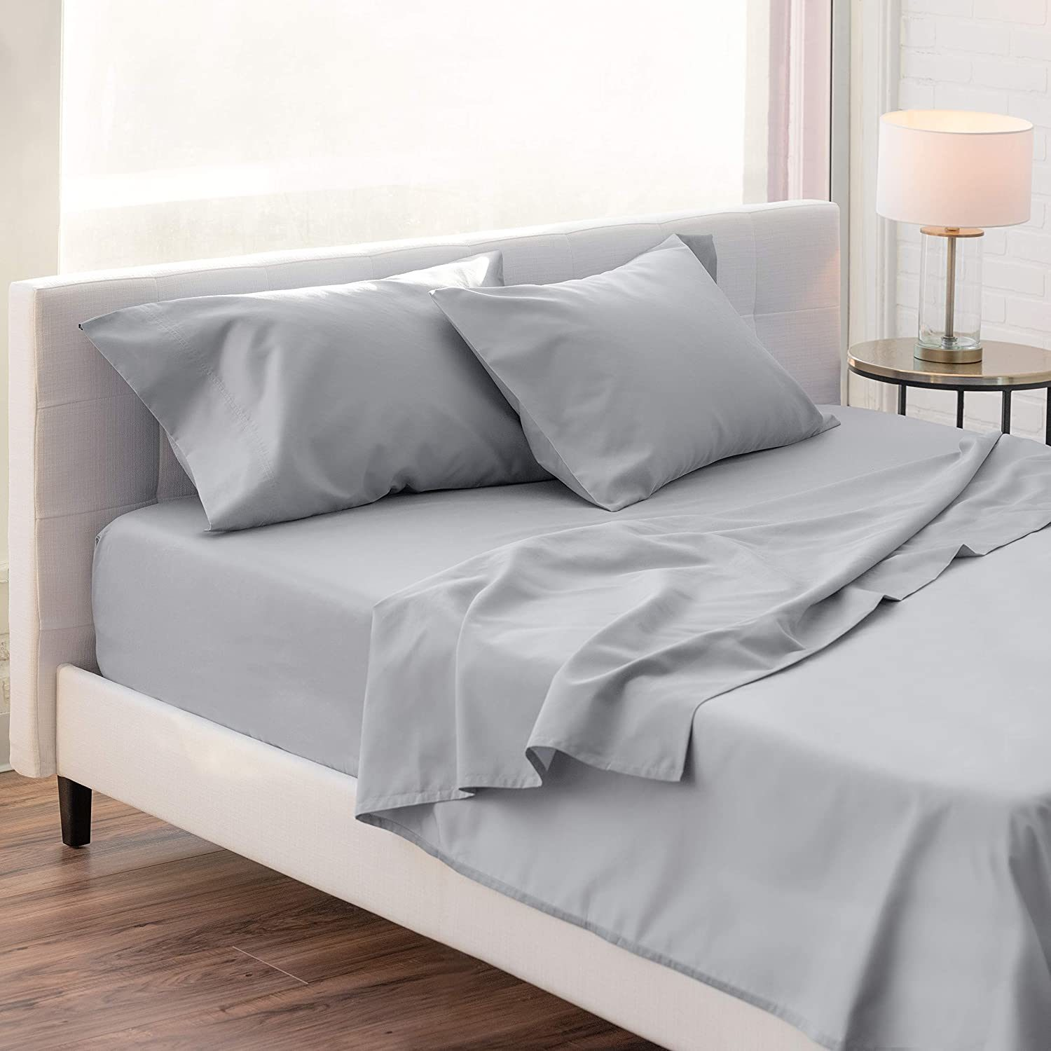 Picture of: China Luxury Premium 1000 Thread Count Cotton Blend Full Size Bed Sheets China Bedding Set And Bed Sheet Price