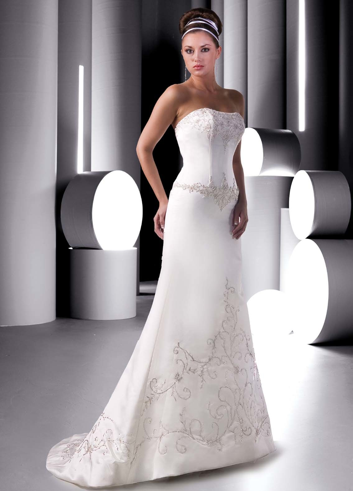 China Designer Wedding Dress 2010