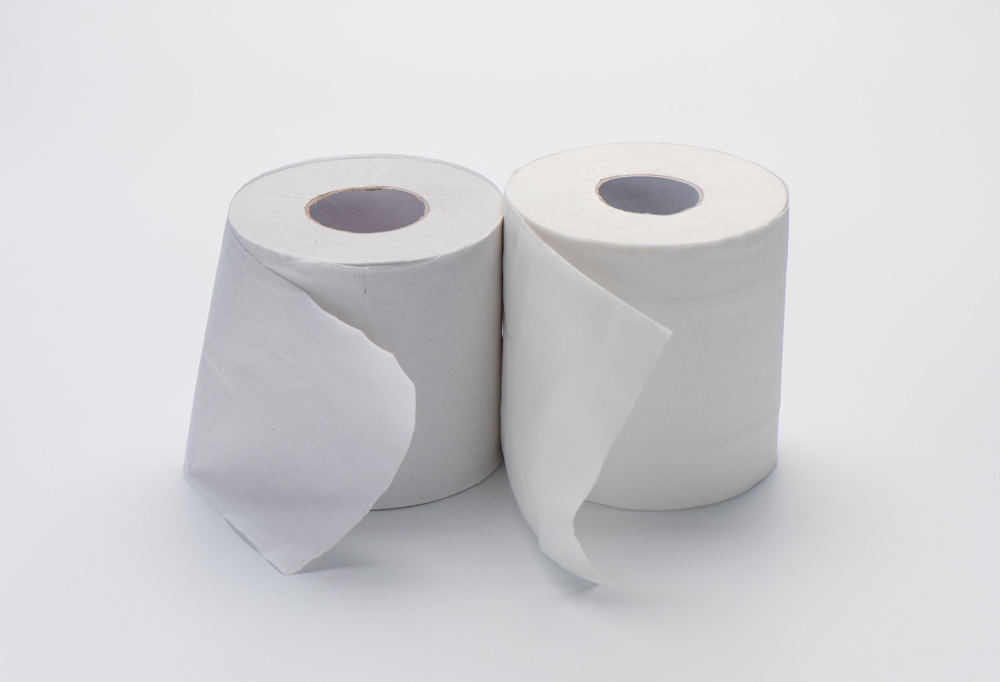 China Hot Sale Soft Bathroom Tissue Toilet Tissue In Toilet Paper - Bathroom tissue on sale