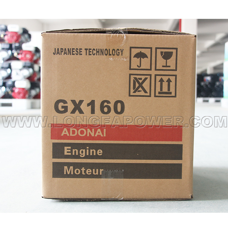 5.5HP Agriculture Gasoline Engine Petrol Engine for Honda Gx160 pictures & photos