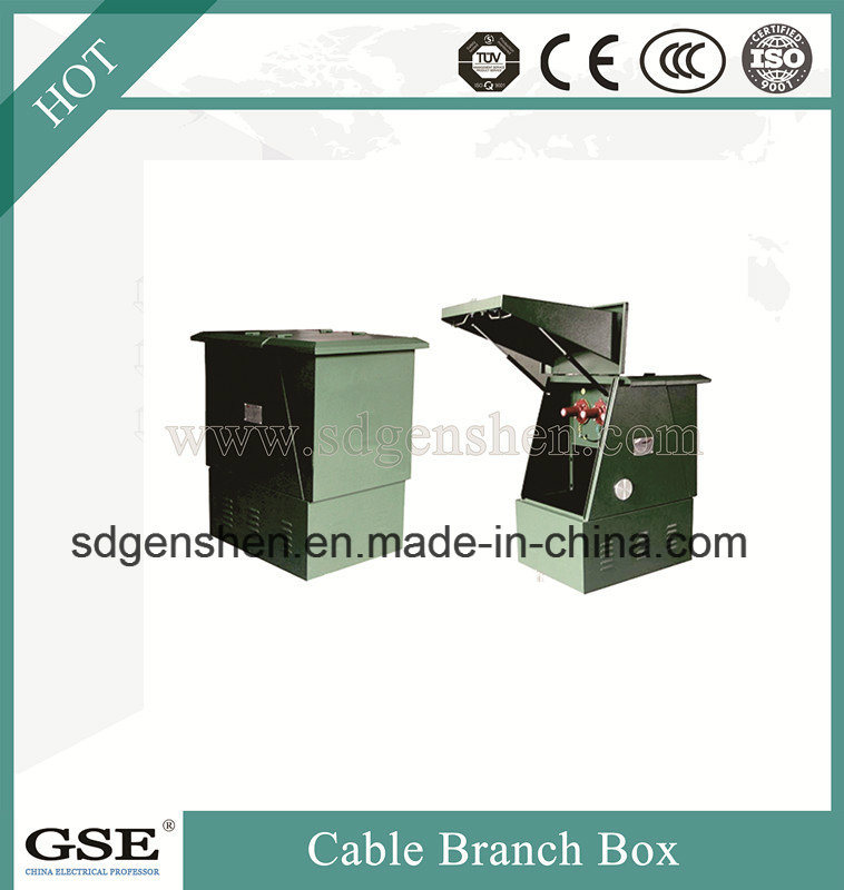 Dfw2 10kv 24kv 35kv European Outdoor High Voltage Cable Branch Box/Electrical Junction with Sf6 Insulation Load Switch