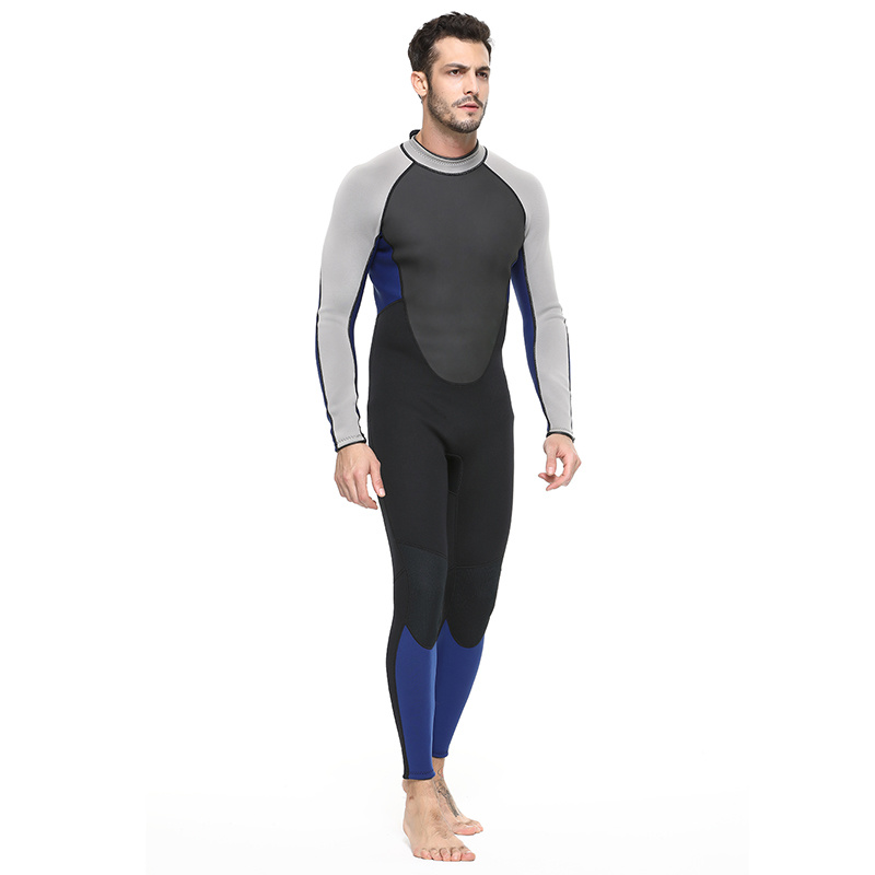 [Hot Item] Fashionable Custom Long Surfing Suit / Triathlon Wetsuit /  Rubber Drysuit for Men