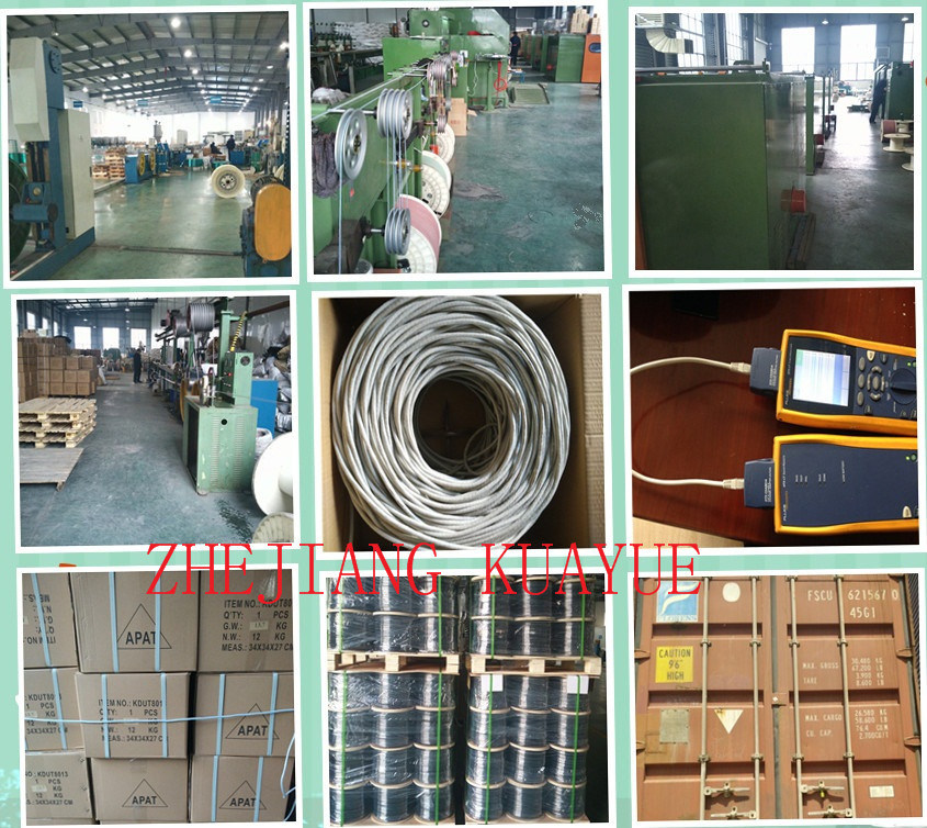 Drop Wire PE Insulated Isdn Primary Access Air Core Cables/Computer Cable/Data Cable/Communication Cable/Audio Cable/Connector pictures & photos