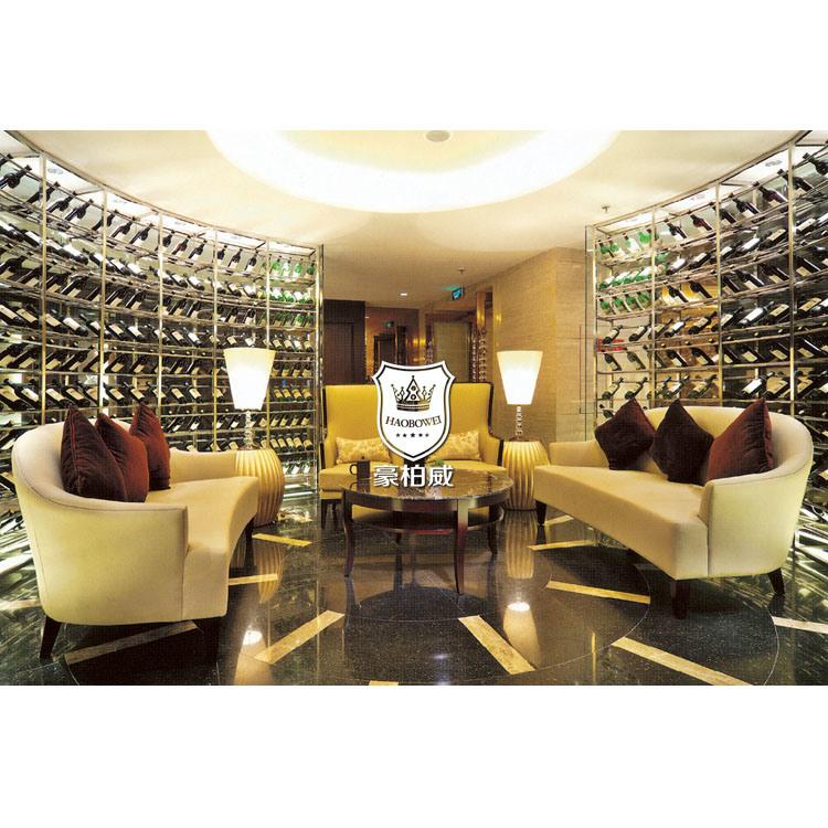 China Streamlined Seating Club Sofas