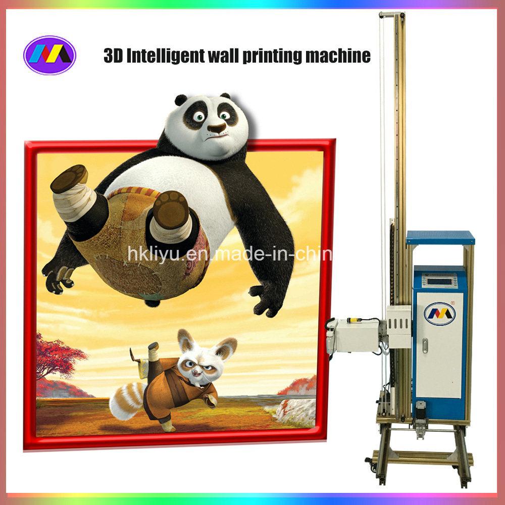China High Quality Vertical Wall Decor Printer for Logo ...