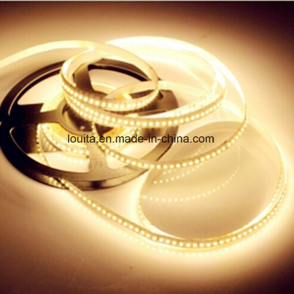 Warm White 3014 Super Brightness LED Flexible Strip pictures & photos