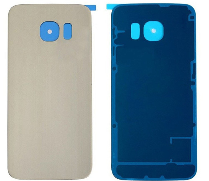Rear Battery Back Cover Glass Panel with Adhesive/Hosing for Samsung Galaxy S8 S7 S6 S5 S4 Note5 Note4 Note3