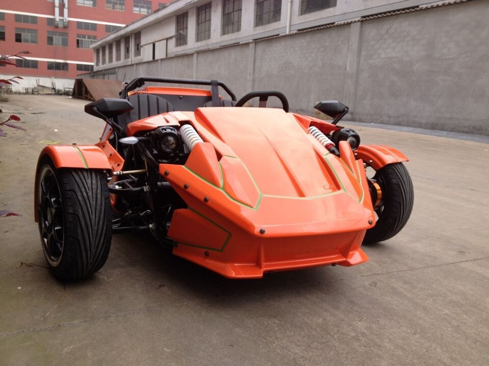 Three Wheels 250cc Ztr for Adult
