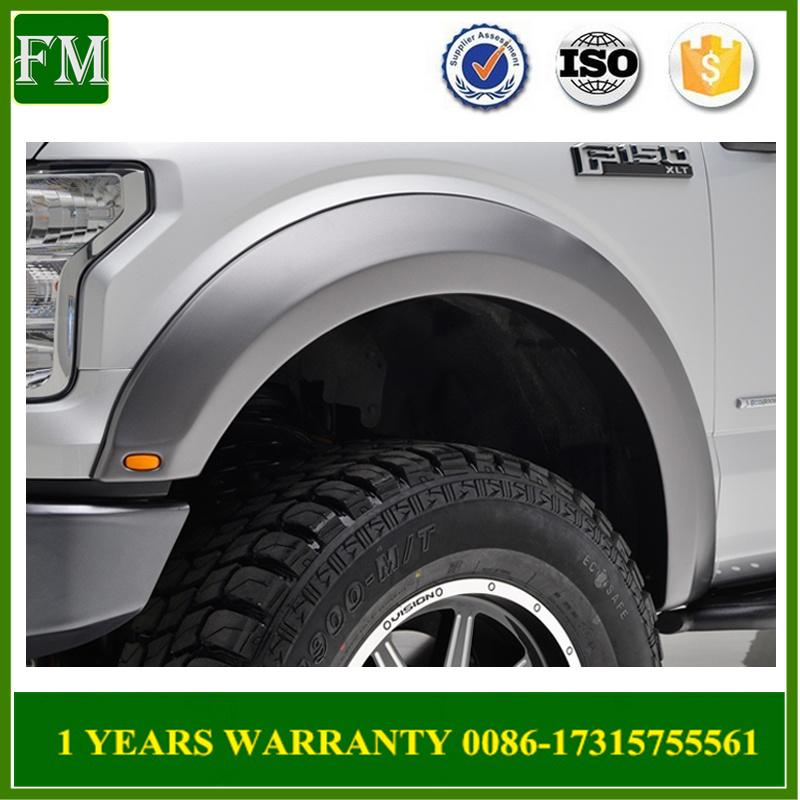 2018-2019 Ford F150 Factory Wheel Fender Flare Magnetic Gray OEM Left Front