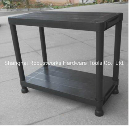 2 Tiers Plastic Storage Shelf 6030P 2T