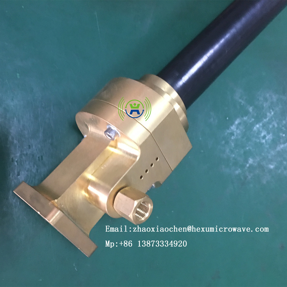 Broadcasting and Communication System Elliptical Waveguide and Connector pictures & photos