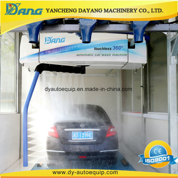 Auto Car Wash >> Hot Item Dayang For Leisuwash 360 Automatic Car Wash Touch Free