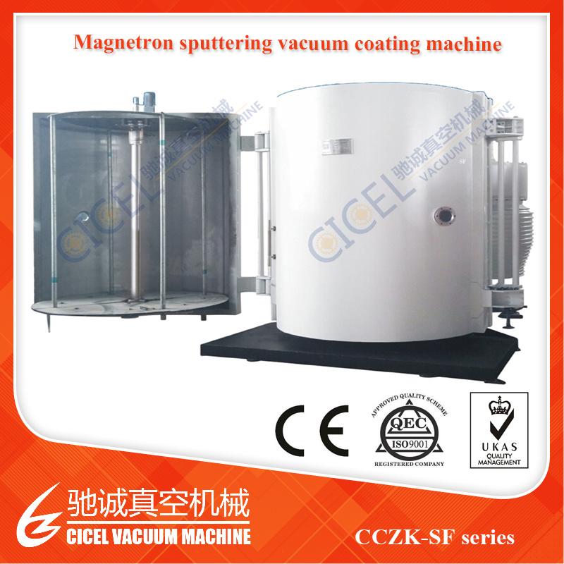 China Cczk Car Parts PVD Color Plating Machine, Auto Parts Chrome ...