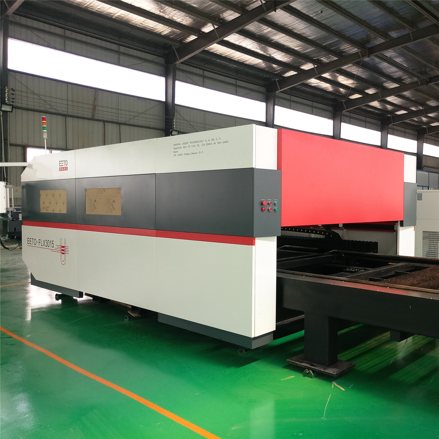 1500W CNC Metal Fiber Laser Cutting Machine (FLX3015-1500W) pictures & photos