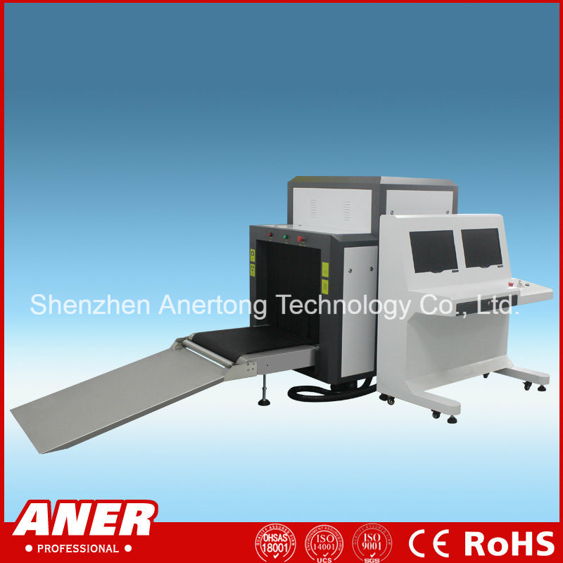High Resolution Subway Airport Cargo X-ray Baggage Scanner K8065