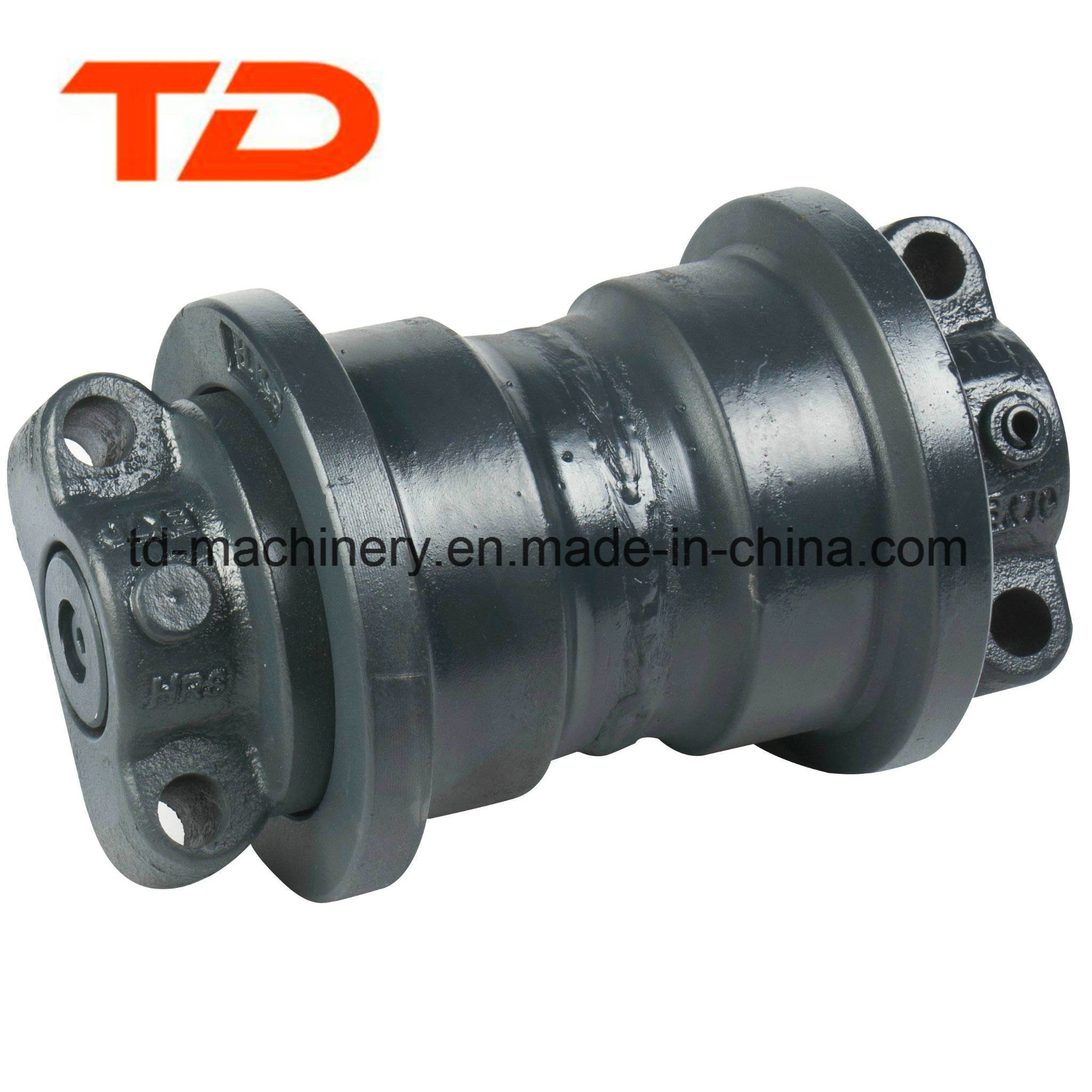 China Hitachi Ex70 Ex100 Excavator Undercarriage Parts Casting Track Roller  Chain Roller - China Down Roller, Construction Tools