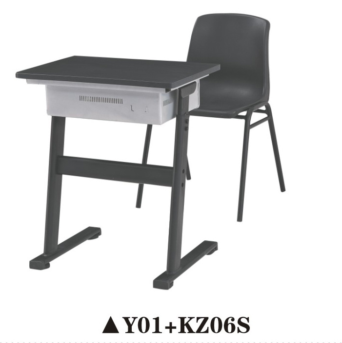China Hot Student Chair School Desk And Children