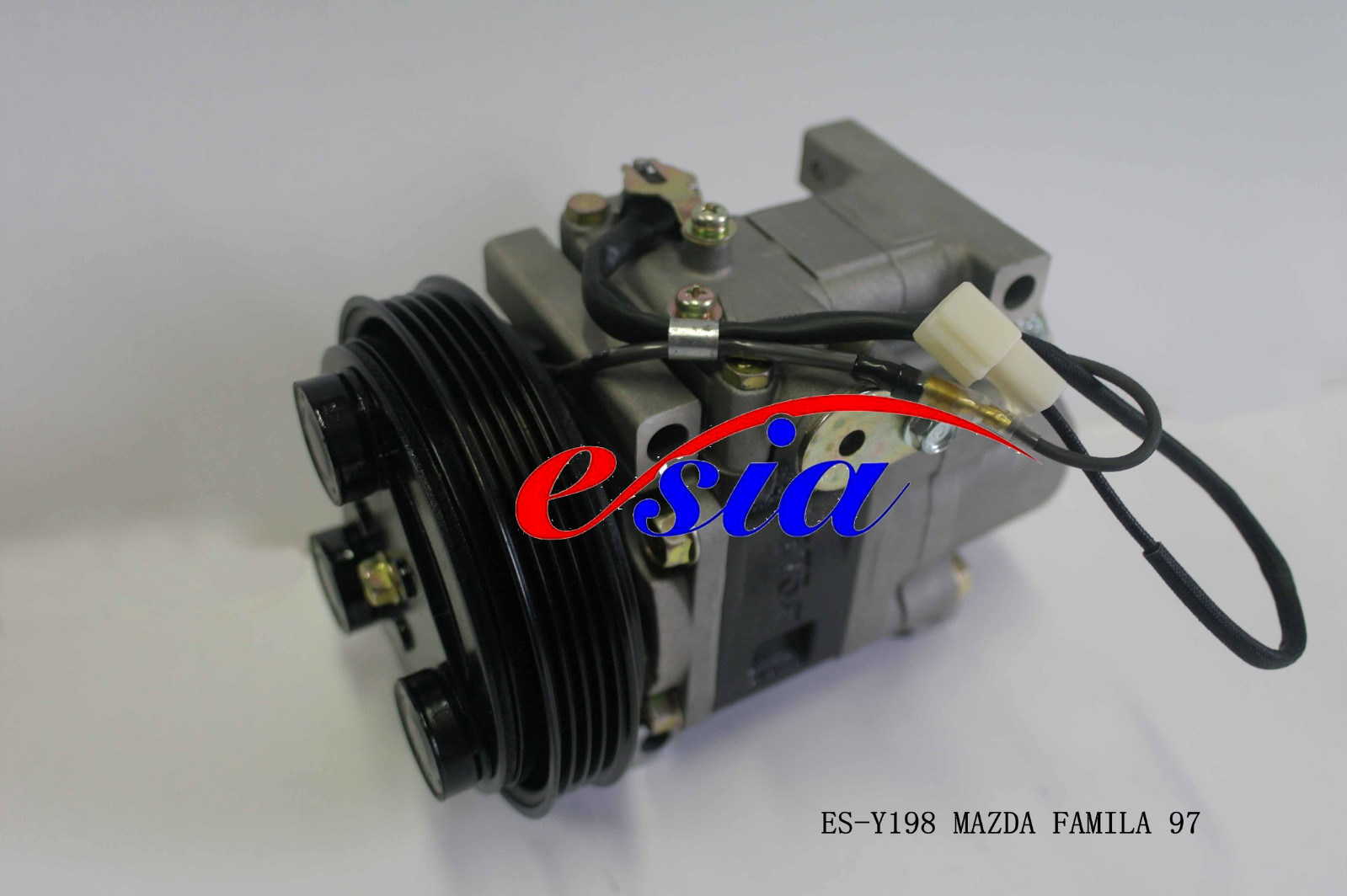 Auto Parts AC Compressor for Mazda 2 Cr08b 6pk 121mm