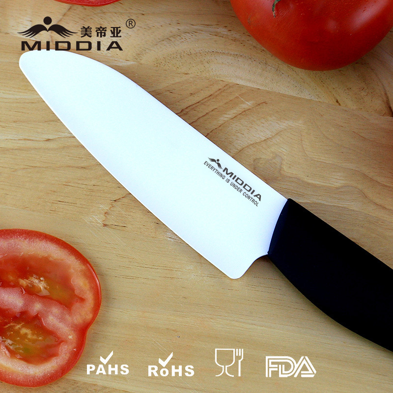5.5 Inch Ceramic Cutter Knife, Kitchen Multi Tools pictures & photos