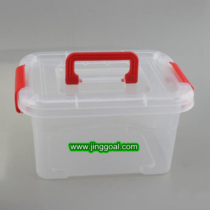 Small And Large Plastic Storage Box