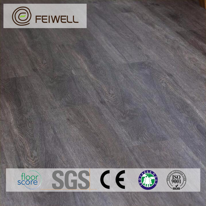 China Ex Factory Price Simple Color Lvt