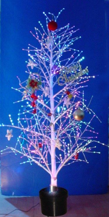 China Fiber Optic Twig Tree (30CM-250CM) - China christmas decorations,  chrismtas tree - China Fiber Optic Twig Tree (30CM-250CM) - China Christmas