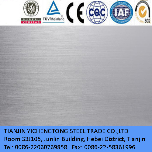 ASTM Stainless Steel Sheet (201, 304, 316L, 430)