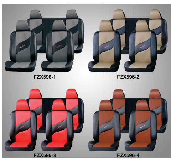 China Dubai Wellfit PVC For Camry Corolla Elanter Etc Car Seat Cover