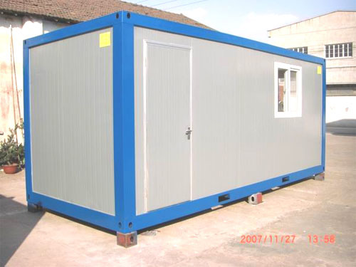 Simple Container Houses at Low Price & China Simple Container Houses at Low Price - China Container House ...