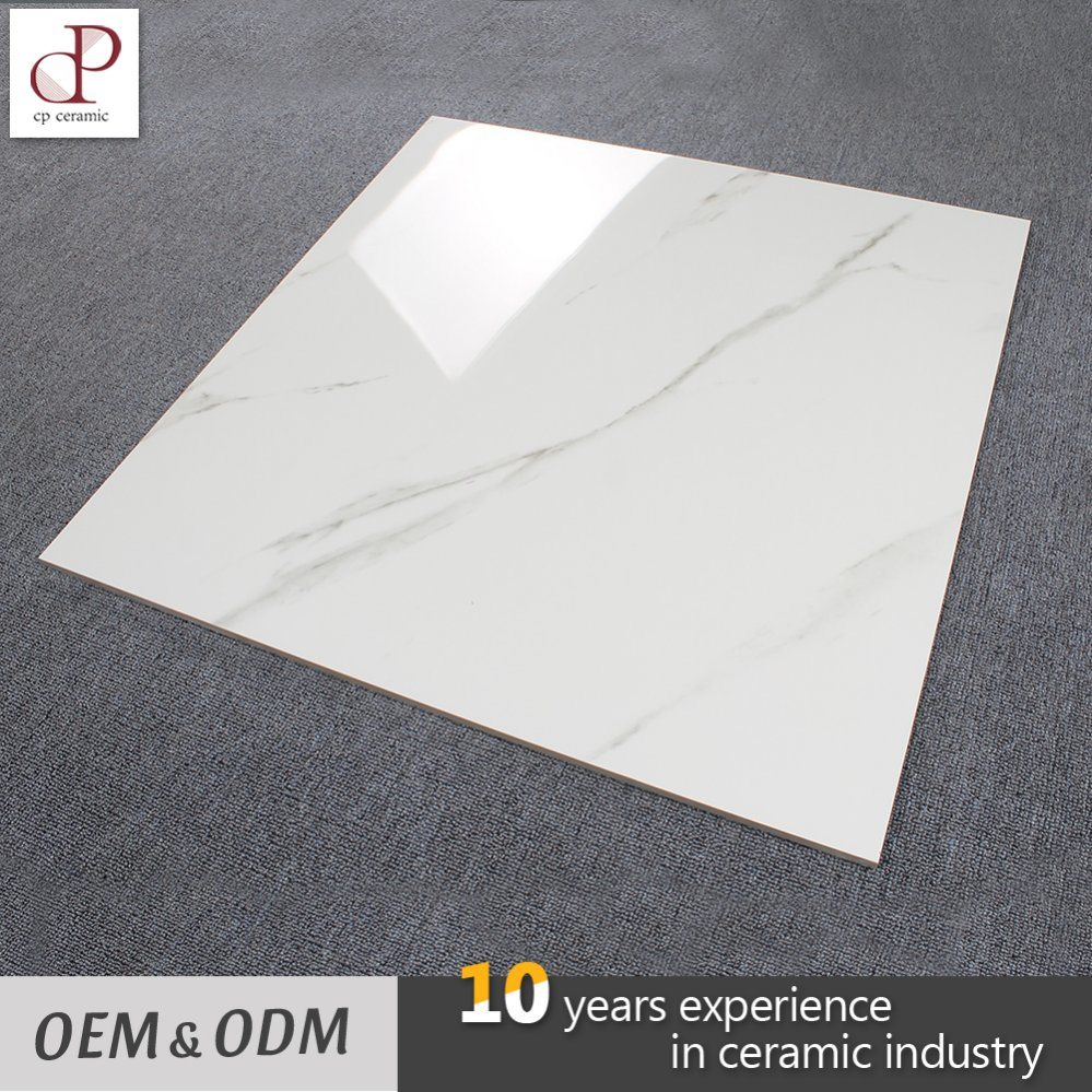 China factory price carcara white marble design glazed porcelain factory price carcara white marble design glazed porcelain floor tile dailygadgetfo Choice Image