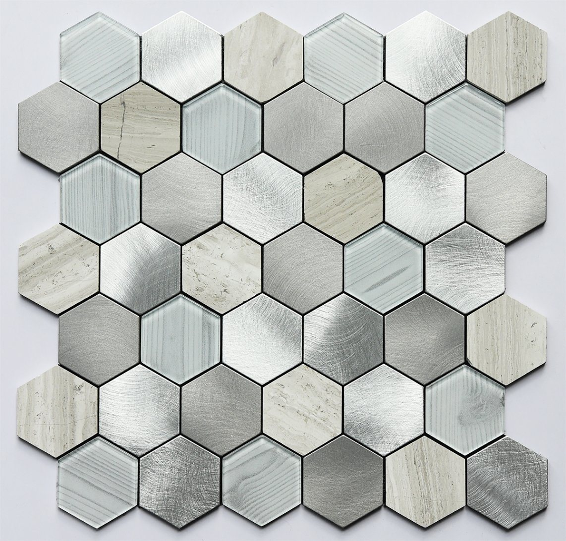 - China Home Decor Trends Glass Peel And Stick Tile Backsplash