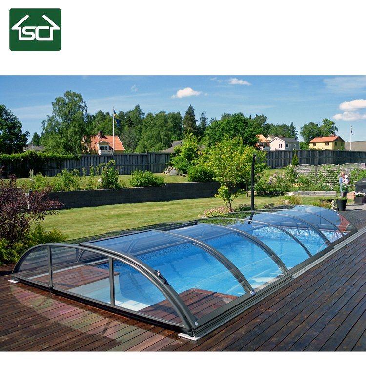 China New Design Garden Swimming Pool