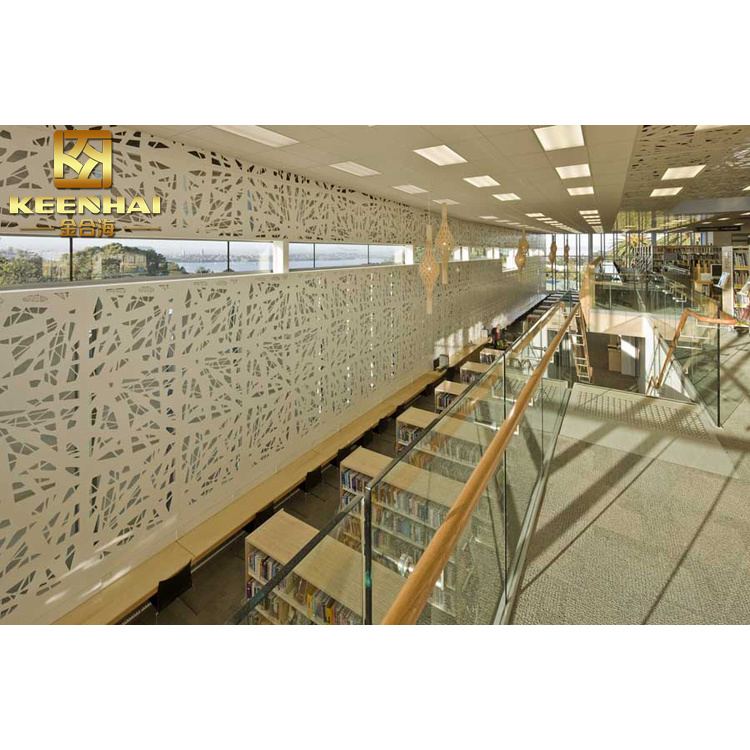 Laser Cut Interior Wall Paneling For Decoration