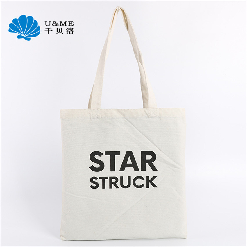 Gift Canvas Cotton Tote Bag