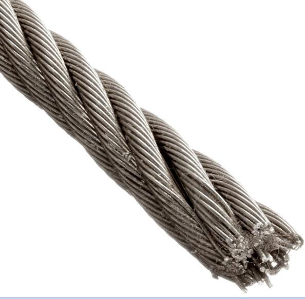 China Ss 316 Stainless Steel Wire Price 7X19 Wire Rope Isolator ...