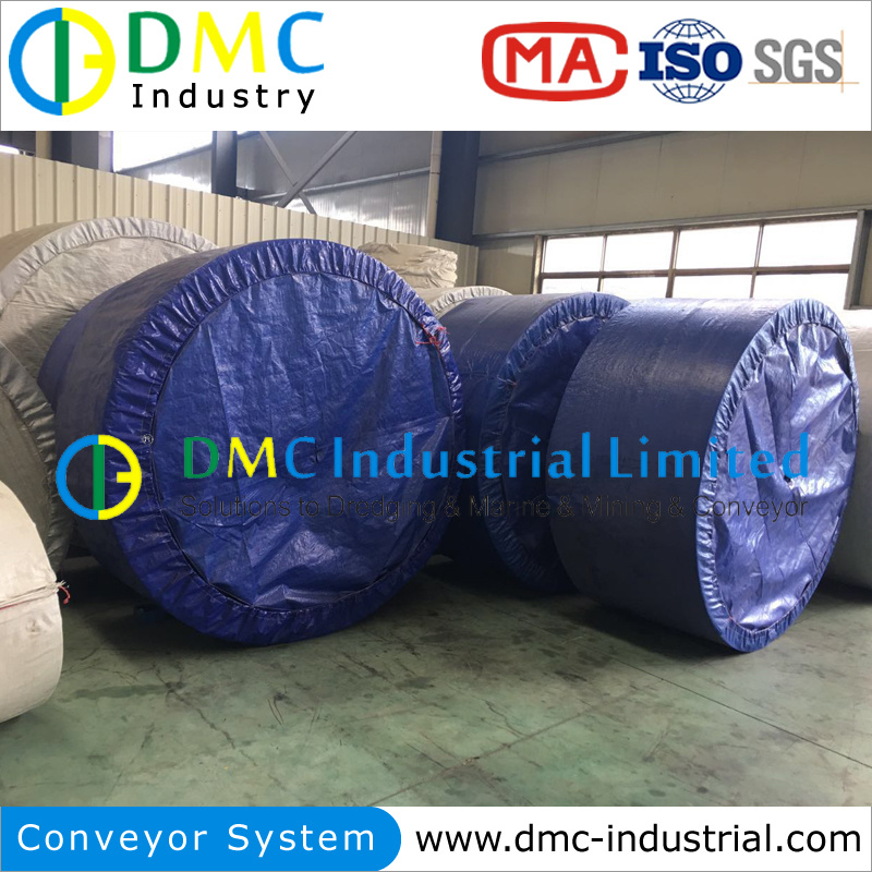 Mining Conveyor for Heat Resistant Conveyor Belts pictures & photos