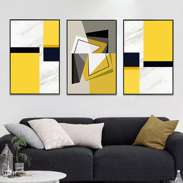 Wall Art Ideas Abstract Painting Home Decor Modern Art Prints pictures & photos